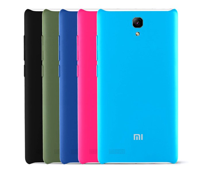 Xiaomi Redmi Note colors
