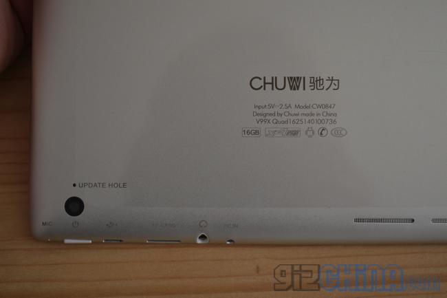 Tablet Chuwi v99x