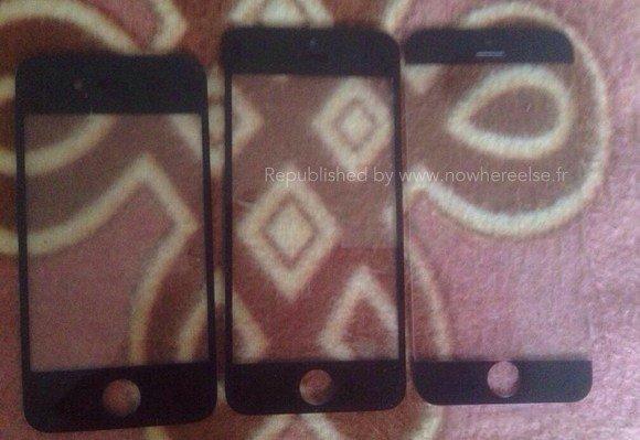 E' questo il display senza bordi dell'iPhone 6?