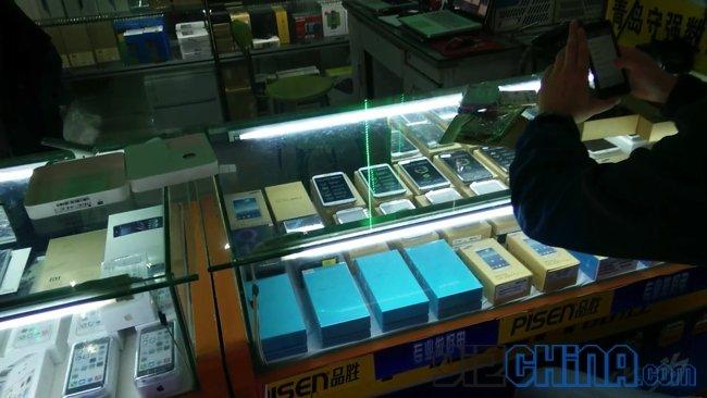 mercato cinese smartphone