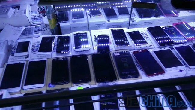 Mercado chino de teléfonos inteligentes