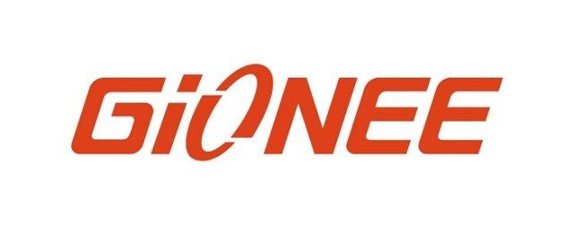 logotipo do gionee