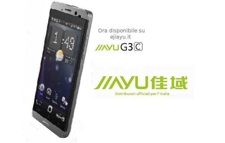 JiaYu_G3C