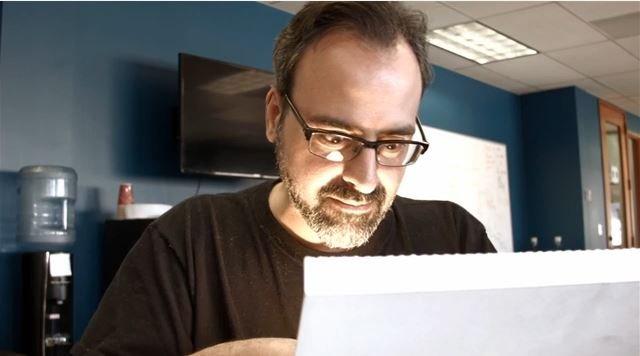 Steve Kondik - OnePlus One Unboxing