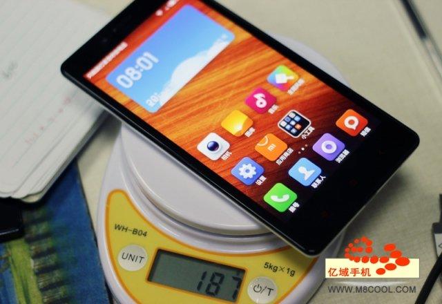 Xiaomi Redmi Note clone