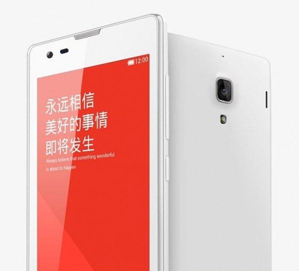 Xiaomi Redmi branco