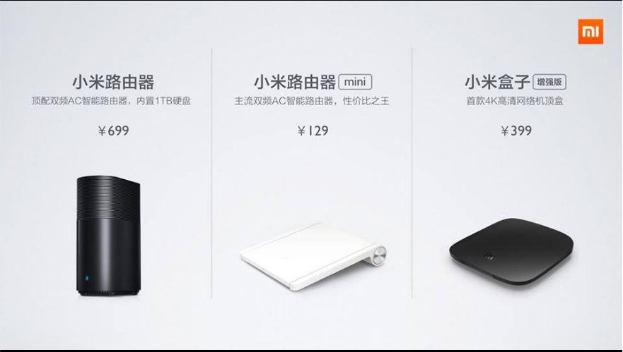Xiaomi event 2014