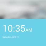 Captura de tela do Cyanogenmod 11s do OnePlus One