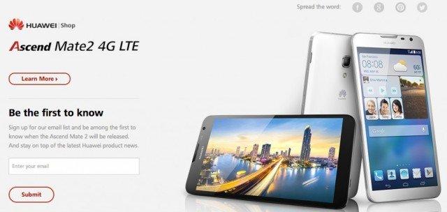 Huawei Ascend Companheiro 2