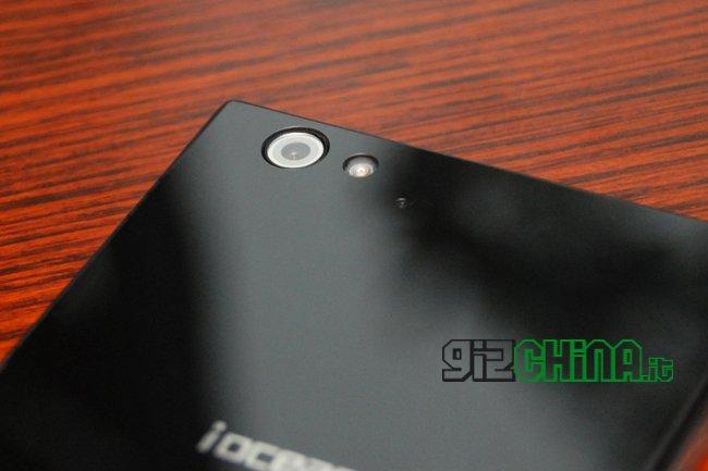 câmera iOcean X8
