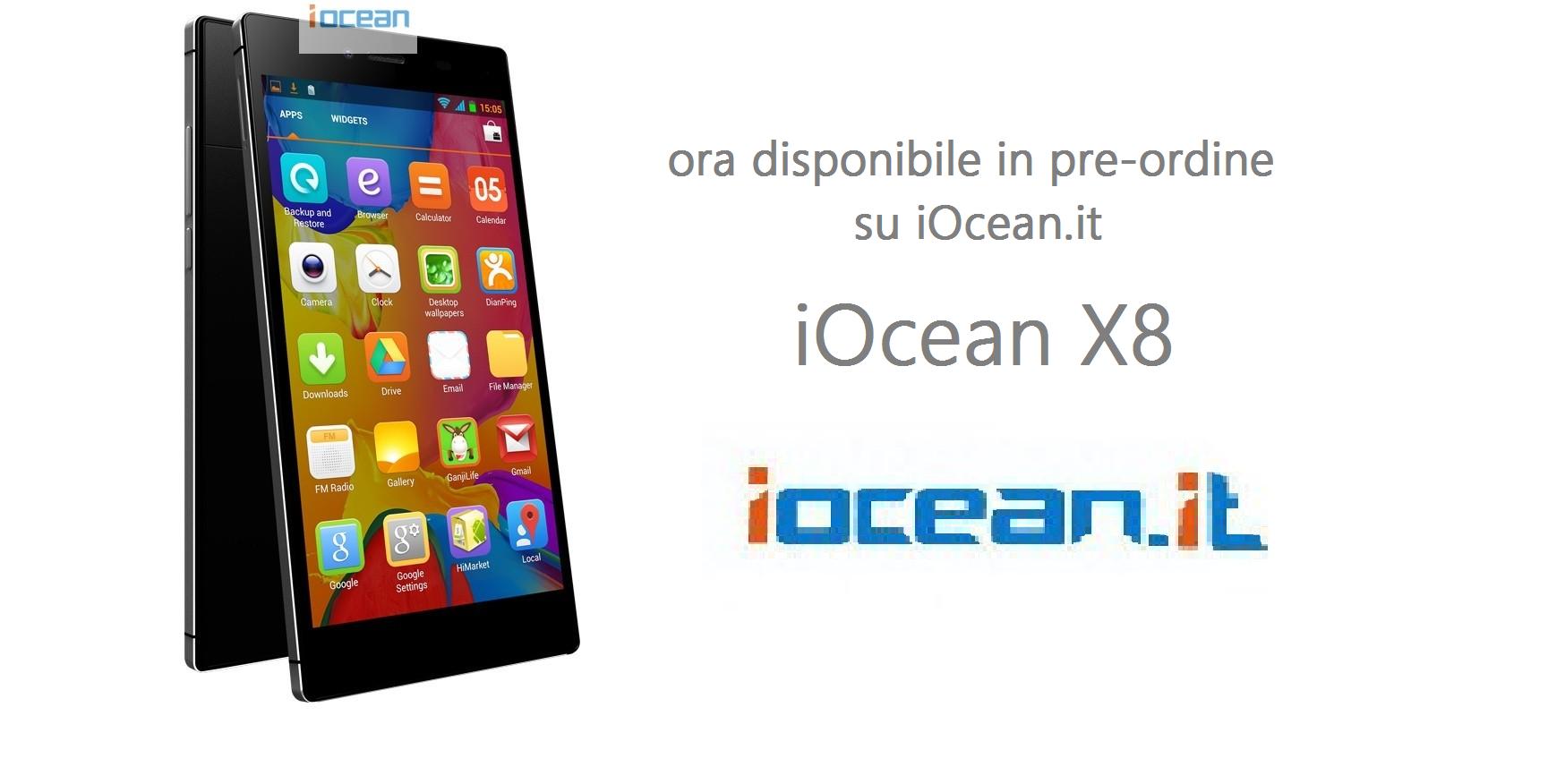 iOcean_X8_italia