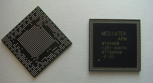 Mediatek MT6595 4G LTE