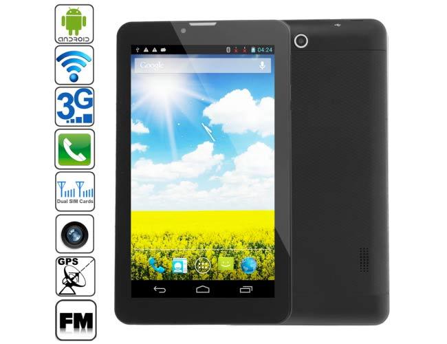 tablet m710 dual SIM 3G