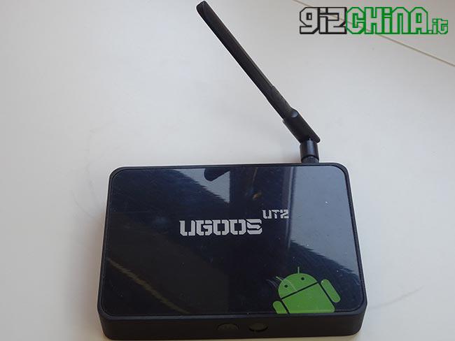 Smart TV Box Ugoos UT2