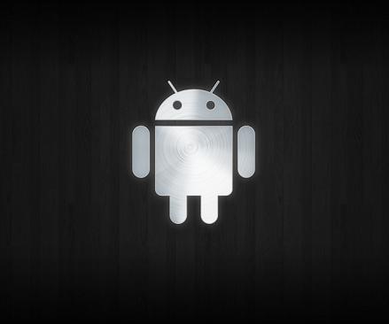 Android em prata