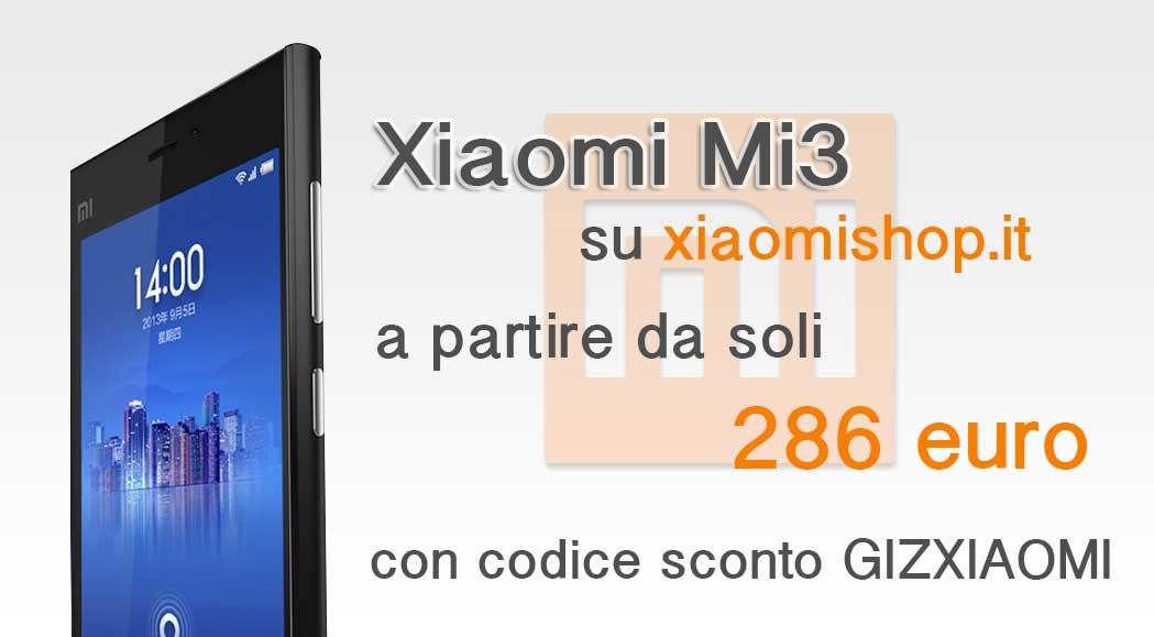 Offerta Mi3