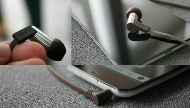 fones de ouvido meizu EP80