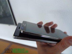 iOcean X8 e Galaxy Note 3