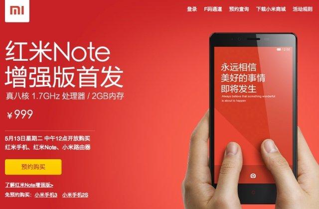 Xiaomi Redmi Nota