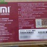 Nota de Xiaomi Redmi