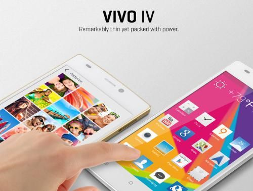 BLU Vivo IV