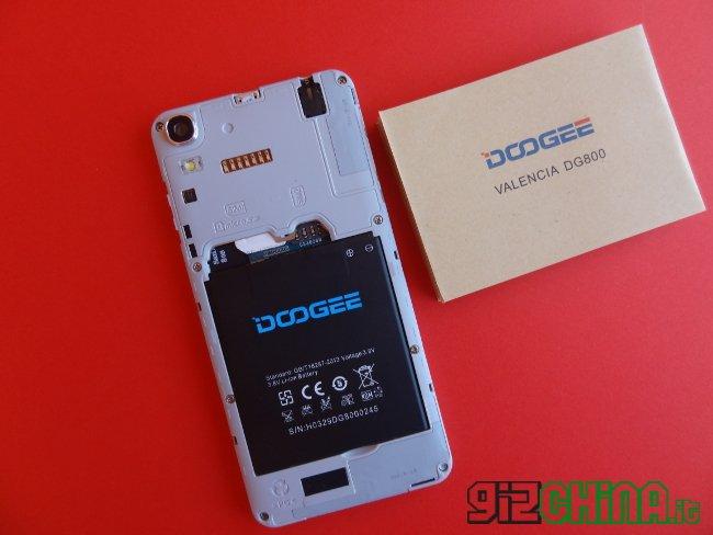 Doogee DG800 Valencia