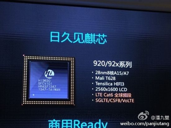 Huawei Kirin 920