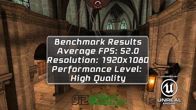 Benchmark Epic Citadel su JiaYu G6