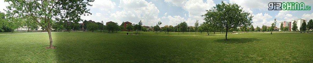 Foto panorâmica tirada com OnePlus One