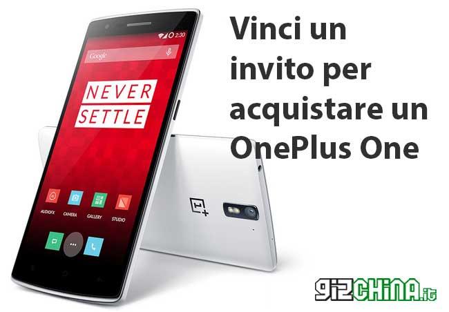 Oneplus One invitation