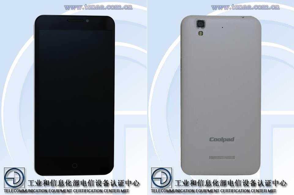Coolpad 8675 HD