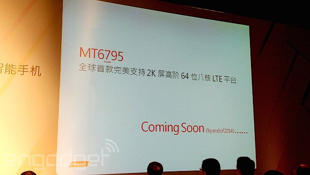 MediaTek MT6795
