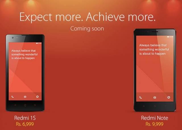 Xiaomi India prezzi