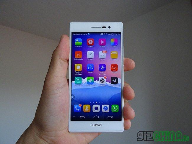 Huawei Ascend P7 dual SIM