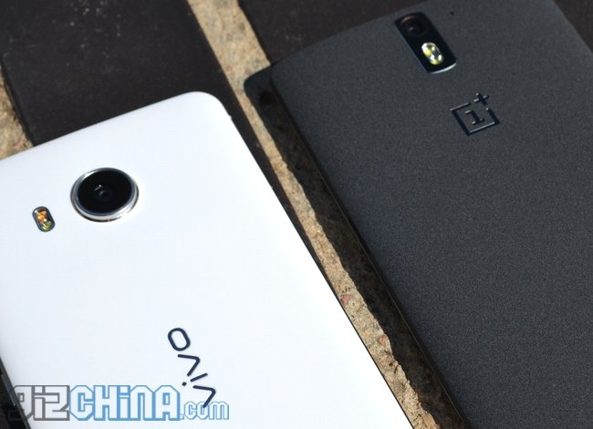 Vivo Xshot vs OnePlus One