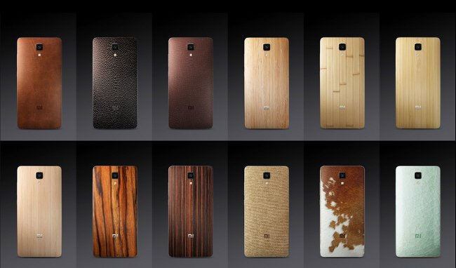 Xiaomi Mi4 cover