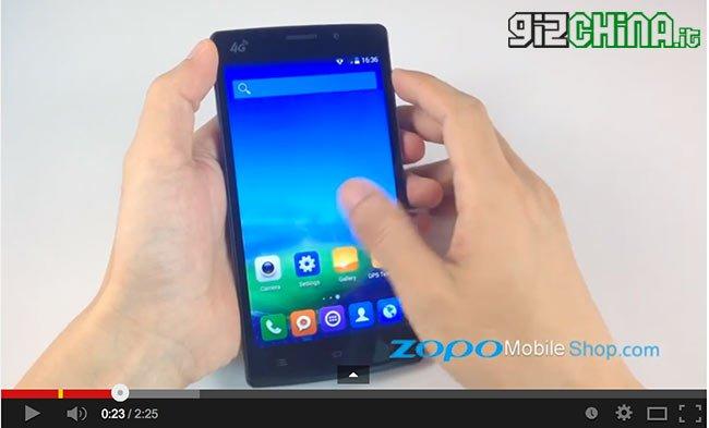 Zopo ZP520 4G LTE