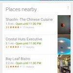Google Ahora Lanzador