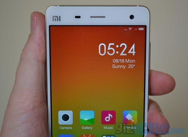 Xiaomi Mi4 MIUI V6