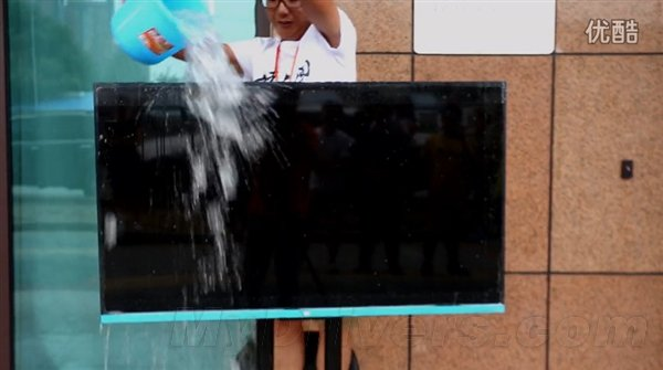Xiaomi Mi Tv2 IceBucketChallenge