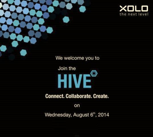Xolo Hive UI