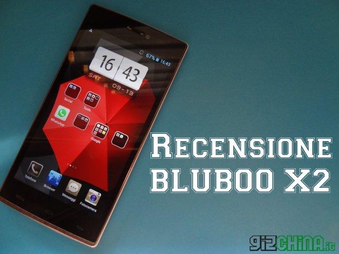 BLUBOO X2