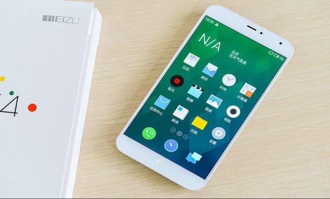 Meizu MX4 weiß