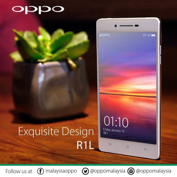 Oppo R1L