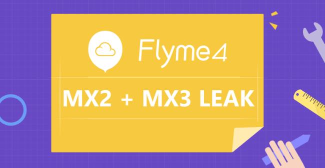 Flyme 4 Meizu MX3 - Meizu MX2