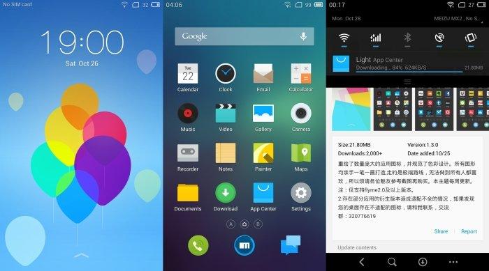 Meizu MX3 - Flyme 3.0