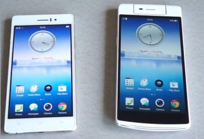 Oppo N3 und Oppo R5 erste Hands-on