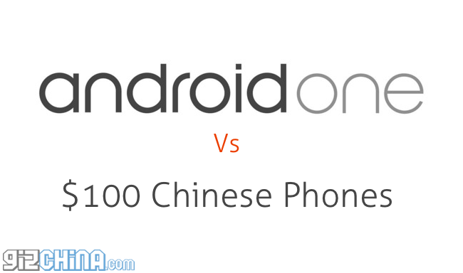 Android One vs smartphones chineses de baixo custo