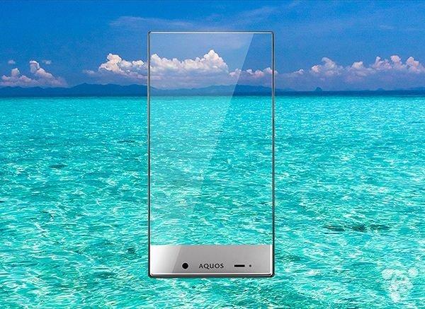 Sharp display 4k