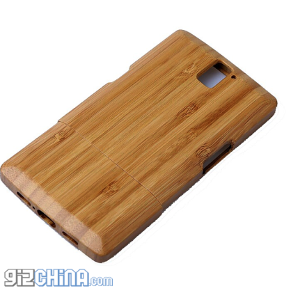 OnePlus bambù cover